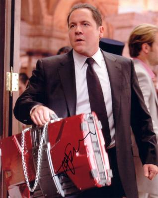 Jon Favreau autographed Iron Man 2 8x10 photo