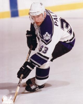 Zigmund (Ziggy) Palffy 8x10 Kings photo