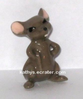 Hagen Renaker Big Brother Mouse #295 Animal Figurine