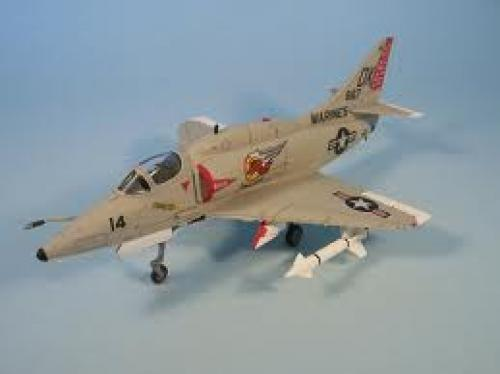 Aircraft; 1/72 McD.D. A-4M Skyhawk