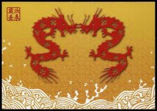 China (Taiwan) 2012 Chinese New Year, Year of Dragon souvenir postcard