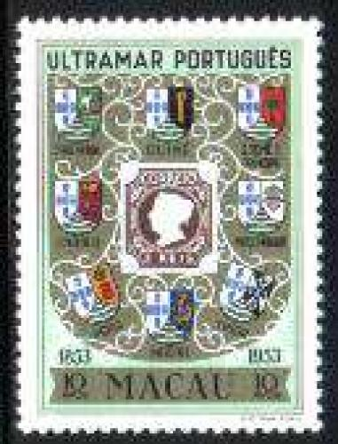 Portugal stamp centenary 1v; Year 1953
