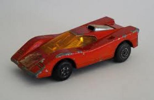 Hustler toy roadster