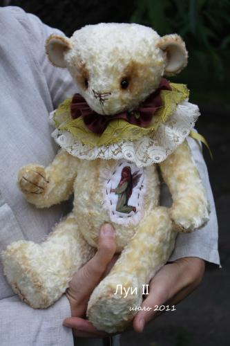 teddy bear &quot;Louis II&quot;