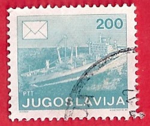 Jugoslavija - Boat