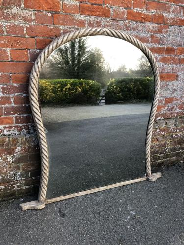 Antique French Mirrors, Decorative mirrors, Large Antique Mirror, Floor standing mirrors: Cleall Ant