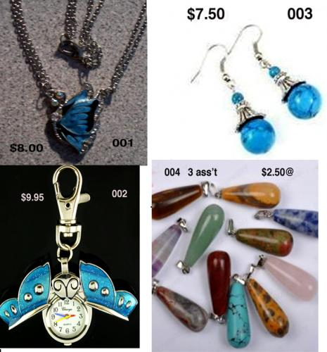 FASHION JEWELRY ASS'T FOR RESALE
