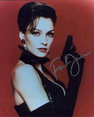 Famke Janssen (X-Men) autographed 8x10 photo