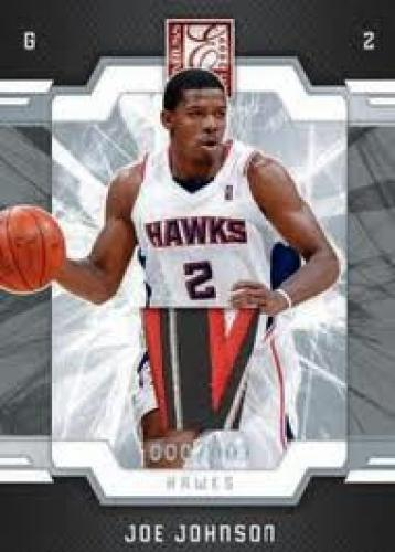 Basketball Card;Joe Jonhson; 2009-10 Donruss Elite Basketball Card Preview; Atlanta Hawks