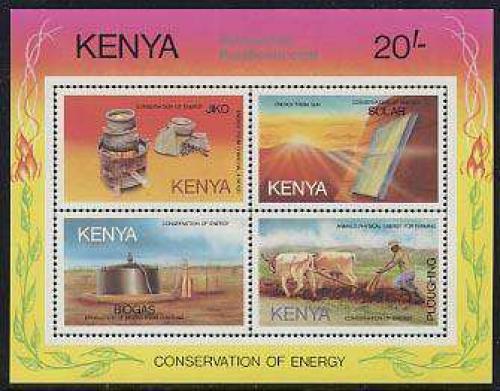Energy saving s/s; Year: 1985