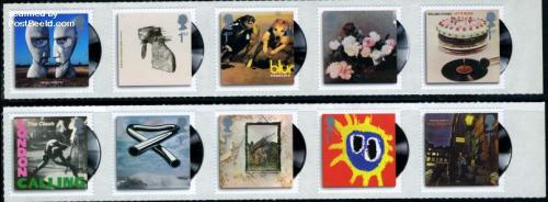 Classic album covers 10v s-a