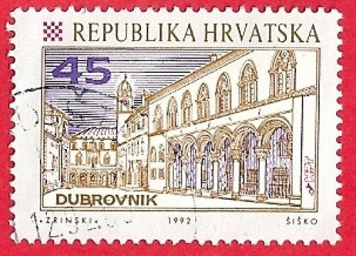 HRVATSKI GRADOVI-DUBROVNIK