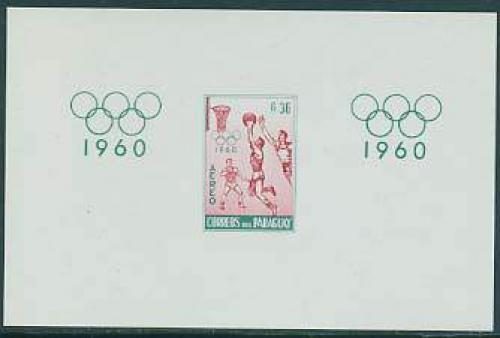 Olympic games Rome s/s; Year: 1960