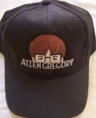 Allen Gregory 2011 Comic-Con Fox promo embroidered cap or hat