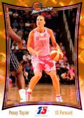 Basketball Card; Penny Taylor WNBA Mercury