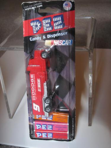 NASCAR Kasey Kahne #9 Dodge Hauler Truck Pez Dispenser