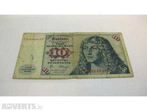 Germany 10 marks-1970