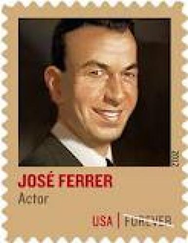 Stamps; Jose Ferrer US stamp USA