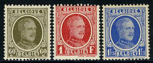 Definitives 3v; Year: 1927