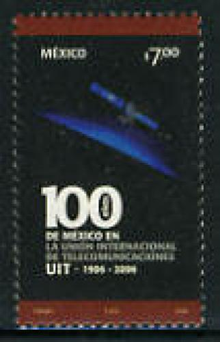 100 Years ITU membership 1v