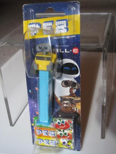 Disney Pixar Wall-E Pez Dispenser