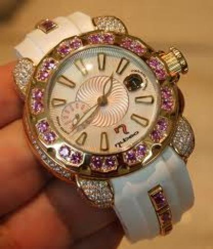 Nubeo Jellyfish Lady Jewelry Watch 2011 Collection
