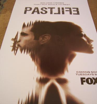 Past Life mini 11x17 Fox promo poster (Richard Schiff)