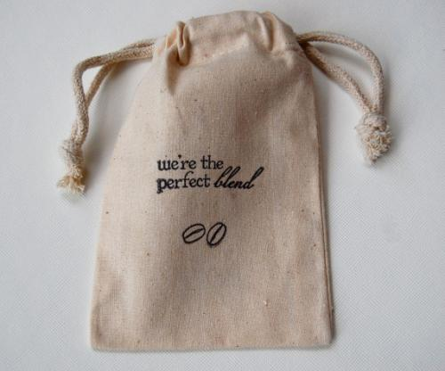 Cotton Muslin Bag/ Cotton Pouch/ Cotton Mailing Bag/ Favor Bag