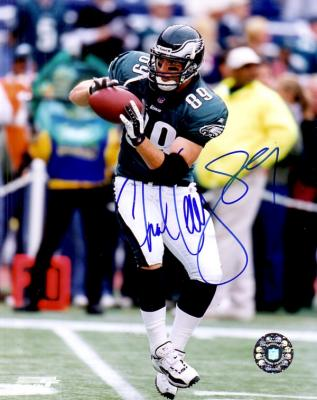 Chad Lewis autographed 8x10 Philadelphia Eagles photo