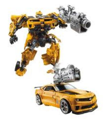 Transformer; Bumblee Bee Toy