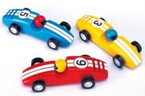 Wooden Car Toys