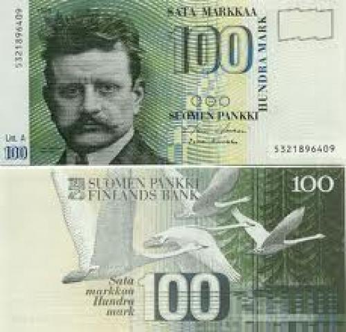 Banknotes; Finland 100-markka: Jean Sibelius (composer)