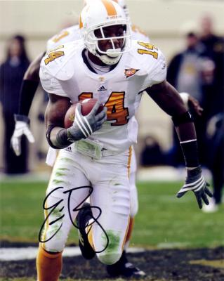Eric Berry autographed Tennessee Vols 8x10 photo