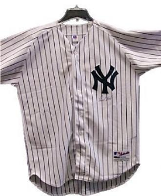 Paul O&#039;Neill autographed New York Yankees authentic jersey (Steiner)