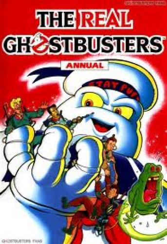 Comics; Real Ghostbusters Annual 1990 - Comics