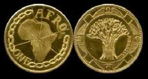 1 afro; Year: 1999-2000; (km x#4); Baobab tree
