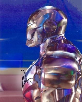 Don Cheadle autographed Iron Man 2 War Machine 8x10 photo