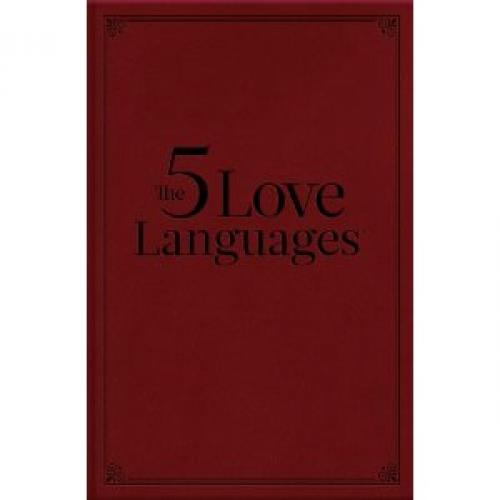 The 5 Love Languages Gift Edition [Imitation Leather]