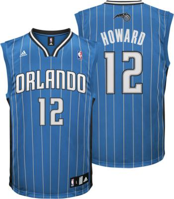 Dwight Howard Orlando Magic Adidas replica jersey NEW