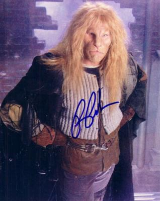 Ron Perlman autographed Beauty and the Beast 8x10 photo
