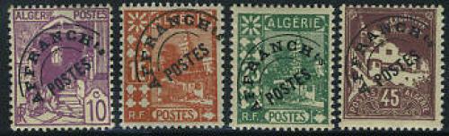 Precancels 4v; Year: 1926