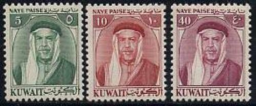 Definitives 3v; Year: 1958