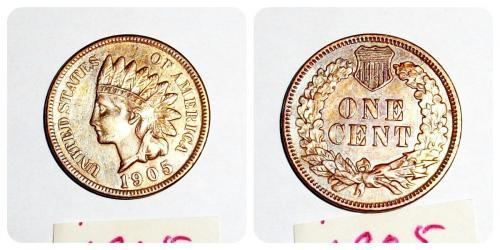 indian head cent (for sale)