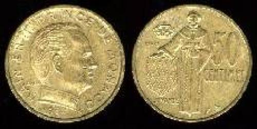 50 centimes 1962 (km 144)