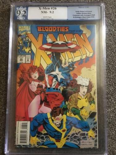 X-Men #26  *PGX 9.2