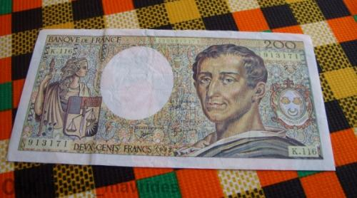 France 200 francs 1992