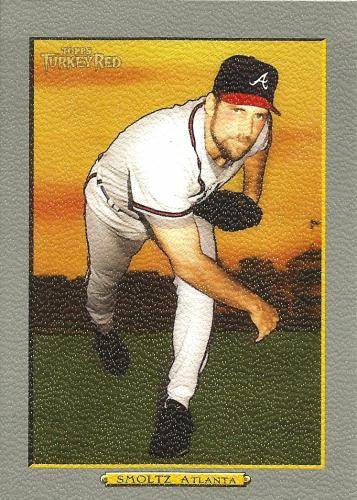 2006 Topps Turkey Red #529 ~ John Smoltz