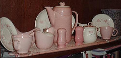 Tickled Pink and Friends
