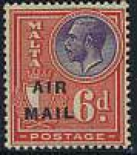 Airmail overprint 1v; Year: 1928