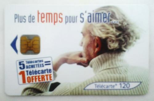 French Phonecard-Fauna Iberica
